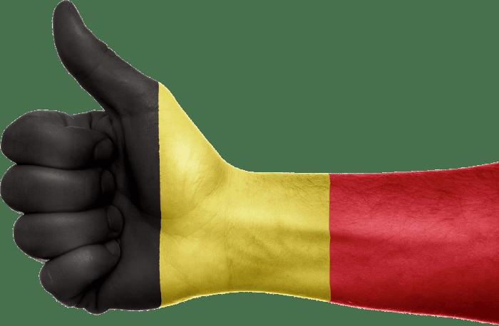 Auto dovezené z Belgie